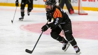 Jaycee Gebhard, Brynäs IF, SDHL, skadad